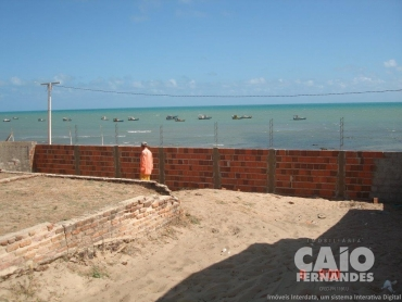 TERRENO NA PRAIA DE RIO DO FOGO - Foto
