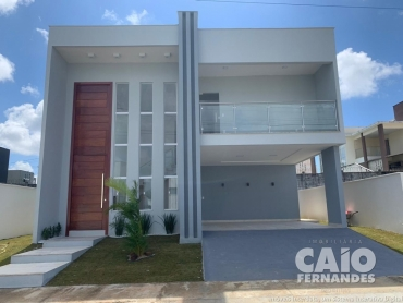 Casa no condomínio Novo Leblon - Foto