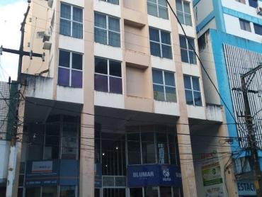 Sala comercial no edifício Mendes Carlos - Foto