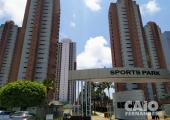 Apartamento no condomínio Sports Park - Foto