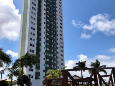 Apartamento no condomínio Luau de Ponta Negra - Foto