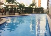 Apartamento no condomínio Jardins de Lagoa Nova  - Foto