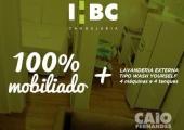 Apartamento mobiliado no Condomínio HBC Candelária  - Foto