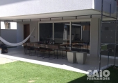 Casa de alto padrão no condomínio Flora Boulevard - Foto