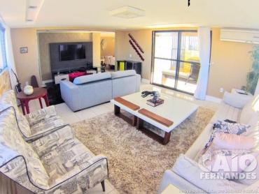 Apartamento tipo cobertura no Edifício Residencial Turquesa - Foto