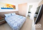 Apartamento no condomínio Ahead Ponta Negra - Foto