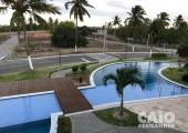 Terreno no condomínio Vila Flor - Foto