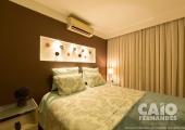 Apartamento mobiliado no condomínio Porto Ponta Negra - Foto