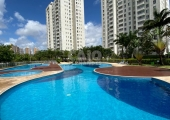 Apartamento no residencial Lacqua Condominium Clube - Foto